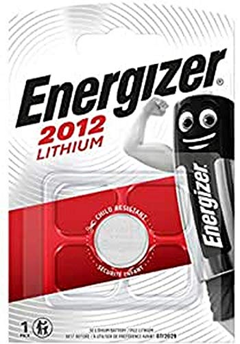 Energizer ENCR2012 - Pilas (Single-use battery, CR2012, Litio, Botón/moneda, 3 V, 1 pieza(s)) de Energizer