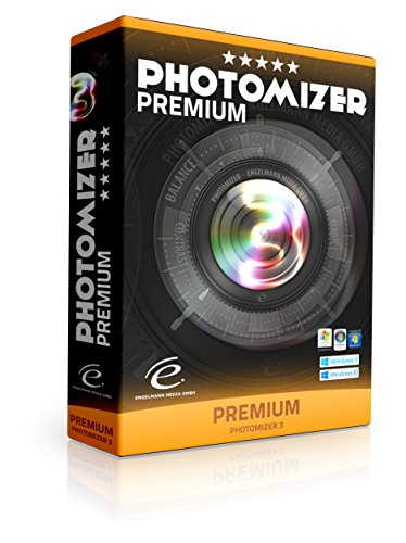 Photomizer 3 Premium - Editor De Fotos - Optimizar Y Corregir Fotos Digitales de Engelmann