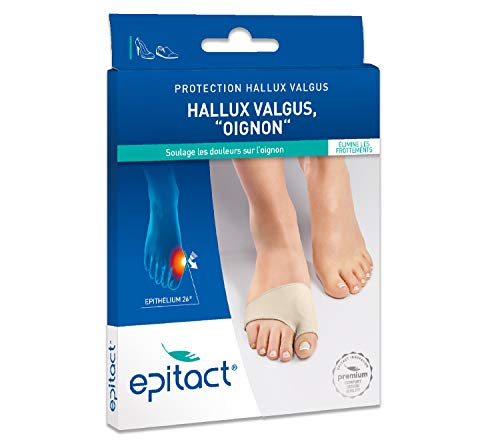 Epitact Protection for Hallux Valgus - Size : 42/44 by Epitact de EPITACT