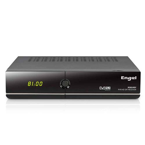 Engel RS8100Y - Receptor TV satélite HD PVR con WiFi de Engel Axil