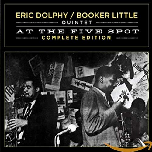 At The Five Spot - Complete Edition de Essential Jazz Classics
