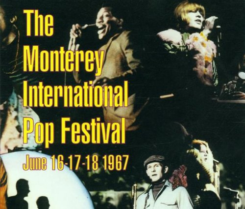 Monterey International Pop Fes de Essential
