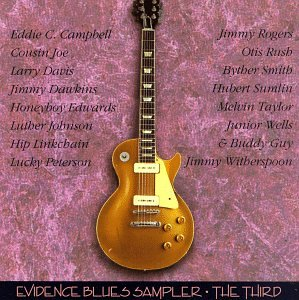 Evidence Blues Sampler Vol.3 de Evidence