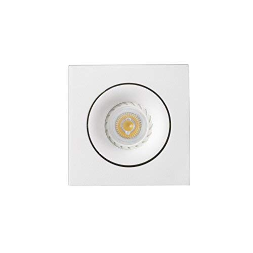 Faro Barcelona Argón 43402 - Empotrable LED, aluminio, color blanco de FARO BARCELONA