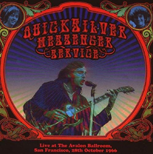 Live At The Avalon Ballroom Oct 1966 de FLOATING WORLD
