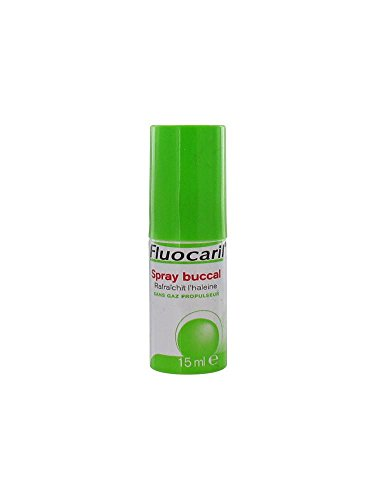 Fluocaril Mouth Spray 15ml by Fluocaril de FLUOCARIL