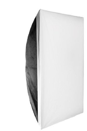 Falcon Eyes 290562 Caja de luz - Soft Box (60 cm, 60 cm, Negro, Color Blanco) de Falcon Eyes