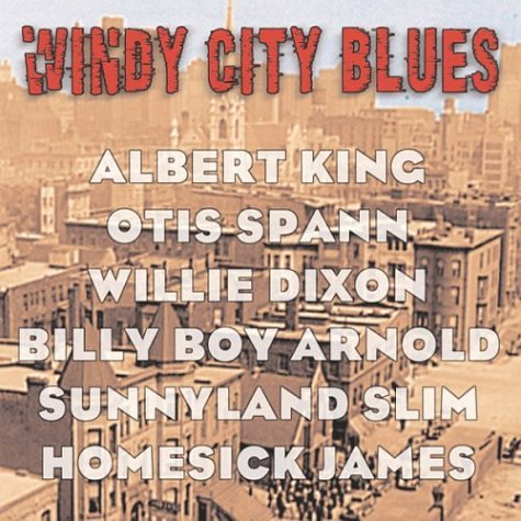 Windy City Blues de Fantasy