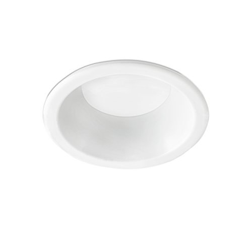 Faro Barcelona Son 42928 - Empotrable (bombilla incluida) LED, 8W, aluminio y pmma blanco, color blanco de FARO BARCELONA