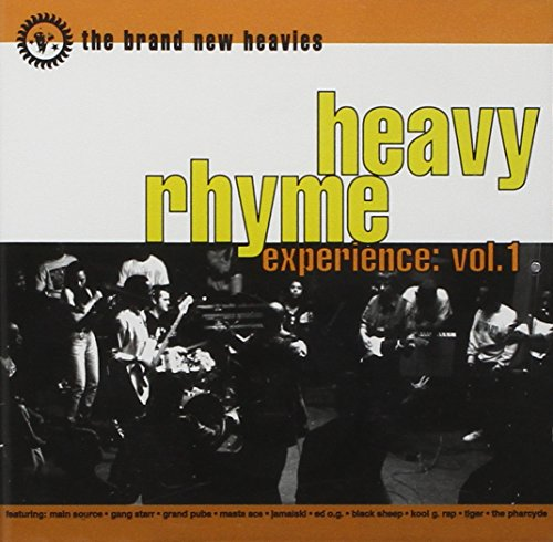 Heavy Rhyme Experience:Vol 1 de Ffrr/London
