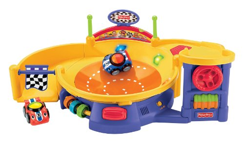 Fisher Price T5123 - Mi Primer Circuito De Carreras (Mattel) de Fisher-Price