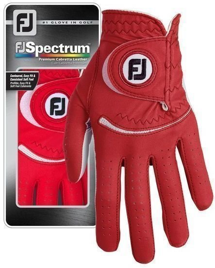 Footjoy Spectrum LH Red Xl de Footjoy