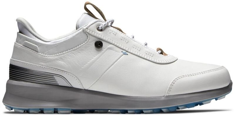 Footjoy Stratos Womens Golf Shoes White/Grey US 6 de Footjoy