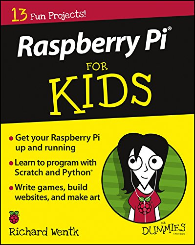 Raspberry Pi For Kids For Dummies de John Wiley & Sons Inc
