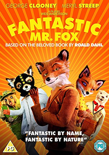 Fantastic Mr Fox [Edizione: Regno Unito] [Reino Unido] [DVD] de 20th Century Fox