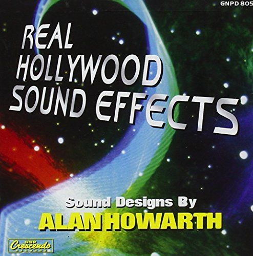 Real Hollywood Sound Effects de GNP Crescendo