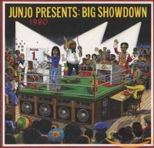 Junjo Presents: Big Showdown de GOODTOGO-GREENSLEEVE