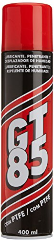 GT85- Spray Lubricante GT-85 / Tefl.400Ml de GT85