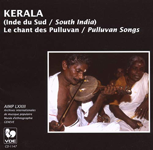Pulluvan Songs from South India de Gallo-Vde