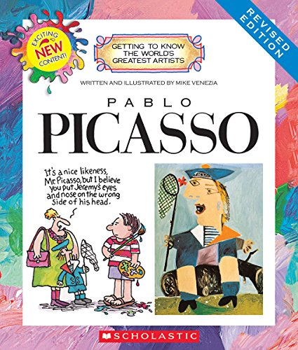 Pablo Picasso (Revised Edition) (Getting to Know the World's Greatest Artists) de CHILDRENS PR