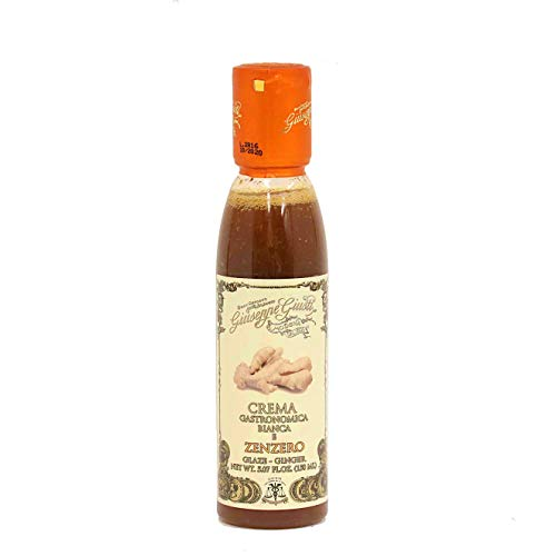 Icing based Blasamico Vinegar of Modena - GINGER - 150 ml de Giuseppe Giusti