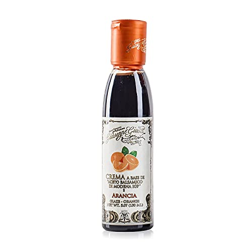 Icing based Blasamico Vinegar of Modena - ORANGE - 150 ml de Giuseppe Giusti