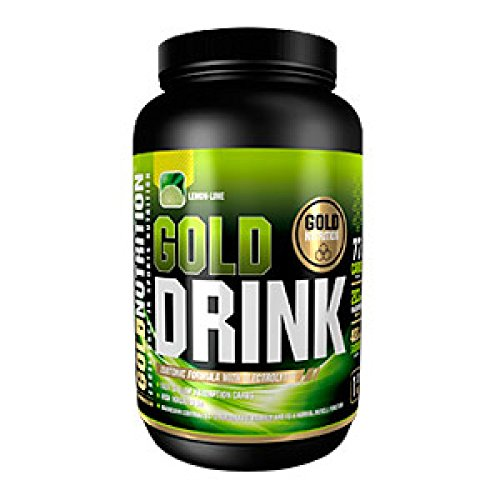 GoldNutrition Gold Drink - 1 kg Lemon-Lime de GoldNutrition