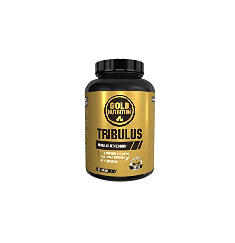 GoldNutrition Tribulus 550 mg  - 60 Cápsulas de GoldNutrition