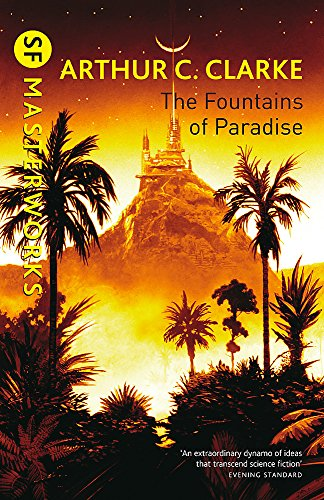 The Fountains Of Paradise (S.F. MASTERWORKS) de Gateway