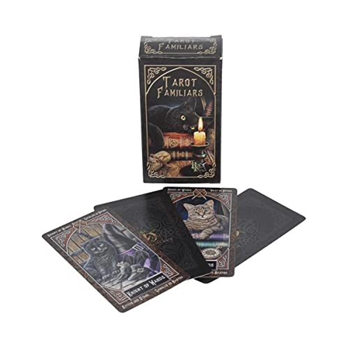 Gothic and Fantasy Tarot Familiar Cards de Gothic and Fantasy