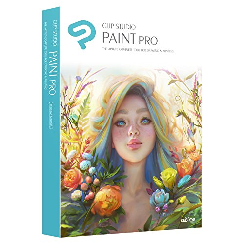 CLIP STUDIO PAINT PRO - NEW 2018 Branding - for Microsoft Windows and MacOS de Graphixly