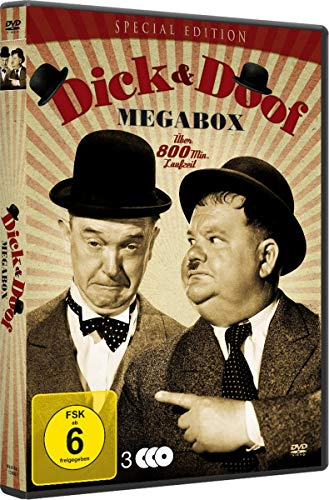 Dick & Doof - Megabox - Special Edition (Metallbox - 3 DVDs) [Alemania] de Great Movies