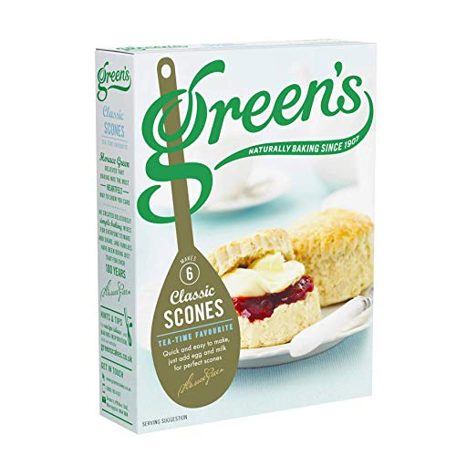 Green's - Scones Mix - 280g de Green's