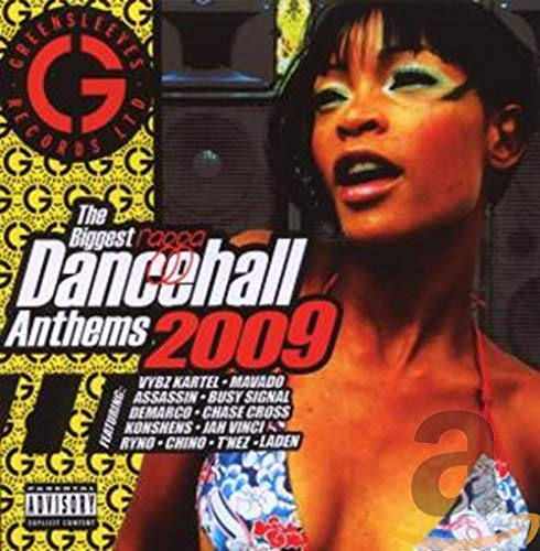 Ragga Dancehall Anthems 2009 de Greensleeves