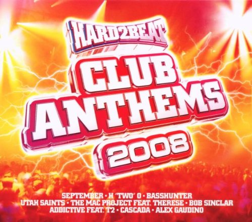 Hard2Beat Club Anthems 2008 de HARD2BEAT