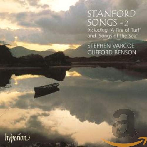 Charles Villiers Stanford : Mélodies - Volume 2 de HYPERION RECORDS