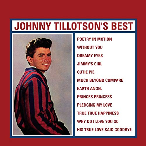 Johnny Tillotson's Best de Hallmark
