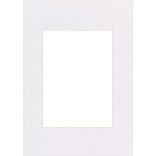 Hama Passepartout, Smooth White, 30 x 40 cm - Marco (Smooth White, 30 x 40 cm, Color blanco) de Hama