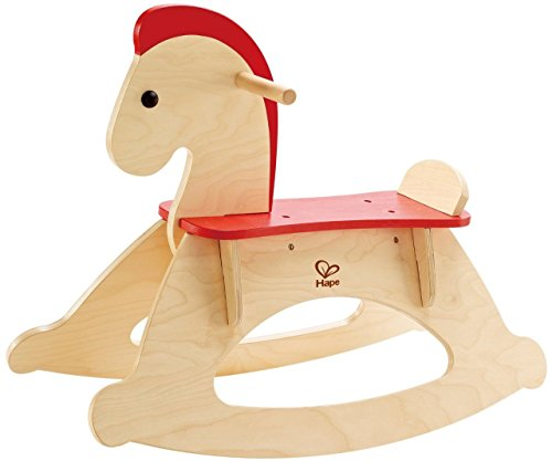 Hape - Caballo balancín (0HPE0100) de Hape International