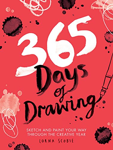 365 Days of Drawing: Sketch and paint your way through the creative year de Hardie Grant Books (UK)