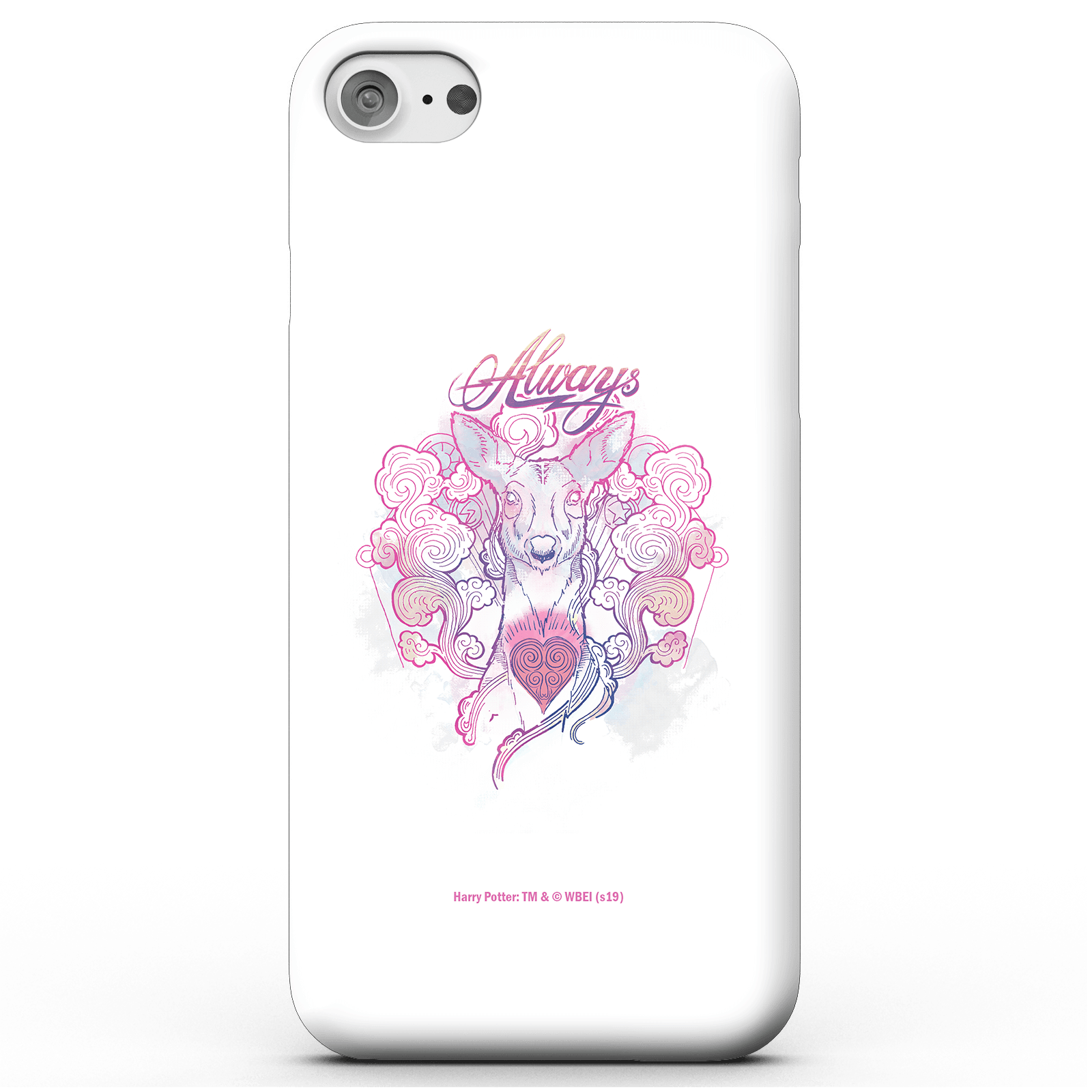 Harry Potter Always Phone Case for iPhone and Android - iPhone 6 Plus - Carcasa rígida - Mate de Harry Potter