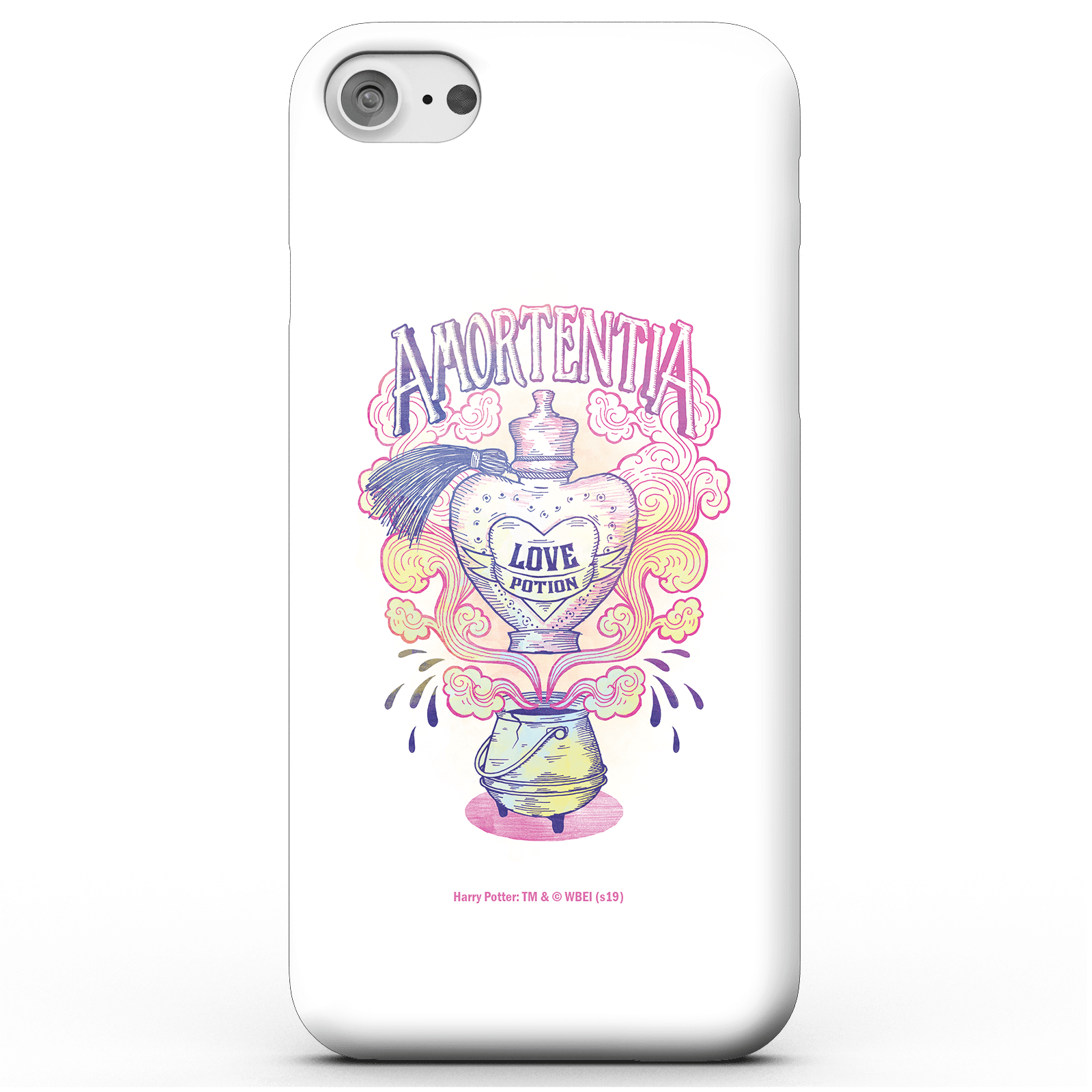Funda Móvil Harry Potter Amorentia Love Potion para iPhone y Android - iPhone 7 Plus - Carcasa doble capa - Mate de Harry Potter
