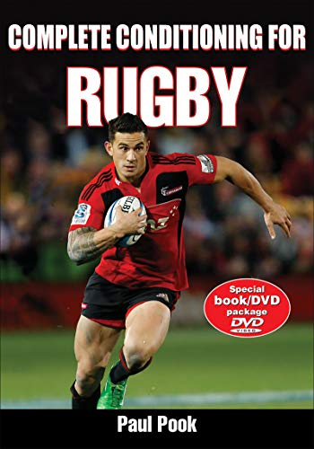 Complete Conditioning for Rugby (Complete Conditioning for Sports) de Human Kinetics