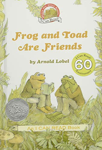 Frog and Toad Are Friends (I Can Read, Level 2) de HARPERCOLLINS