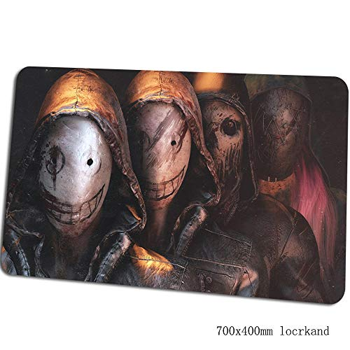 IGZNB Dead by Daylight Mouse Pad Gamer High End 70X40Cm Gaming Mouse Pad Notebook Pc Accesorios Laptop Ergonomic Mat Color E de IGZNB
