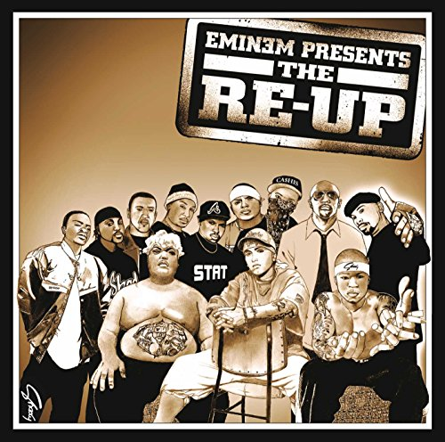 Eminem Presents The Re-Up de INTERSCOPE