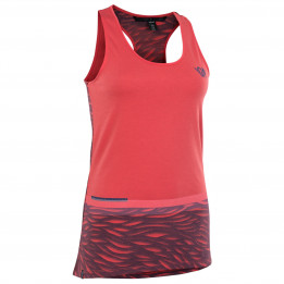 ION - Women`s Tank Top Seek - Camiseta sin mangas size 42, rojo de ION