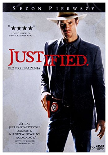 Justified season 1 (BOX) [3DVD] (IMPORT) (No hay versi243;n espa241;ola) de Imperial