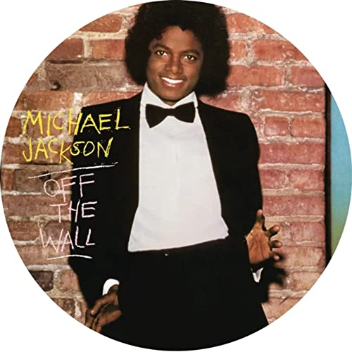 Michael Jackson: Off The Wall [Winyl] de Import-L