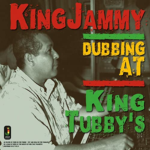 Dubbing At King Jammys de JAMAICAN RECORDI